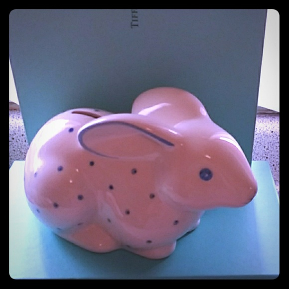 Tiffany & Co. Other - Tiffany & Co. Bunny Bank
